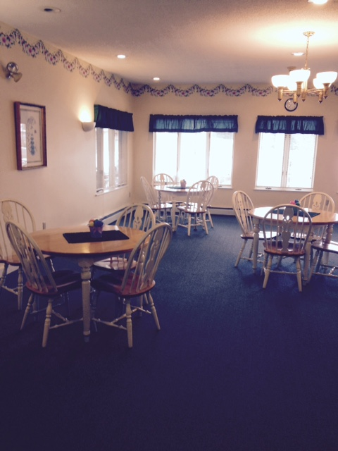 Clymer House Dining Area 2