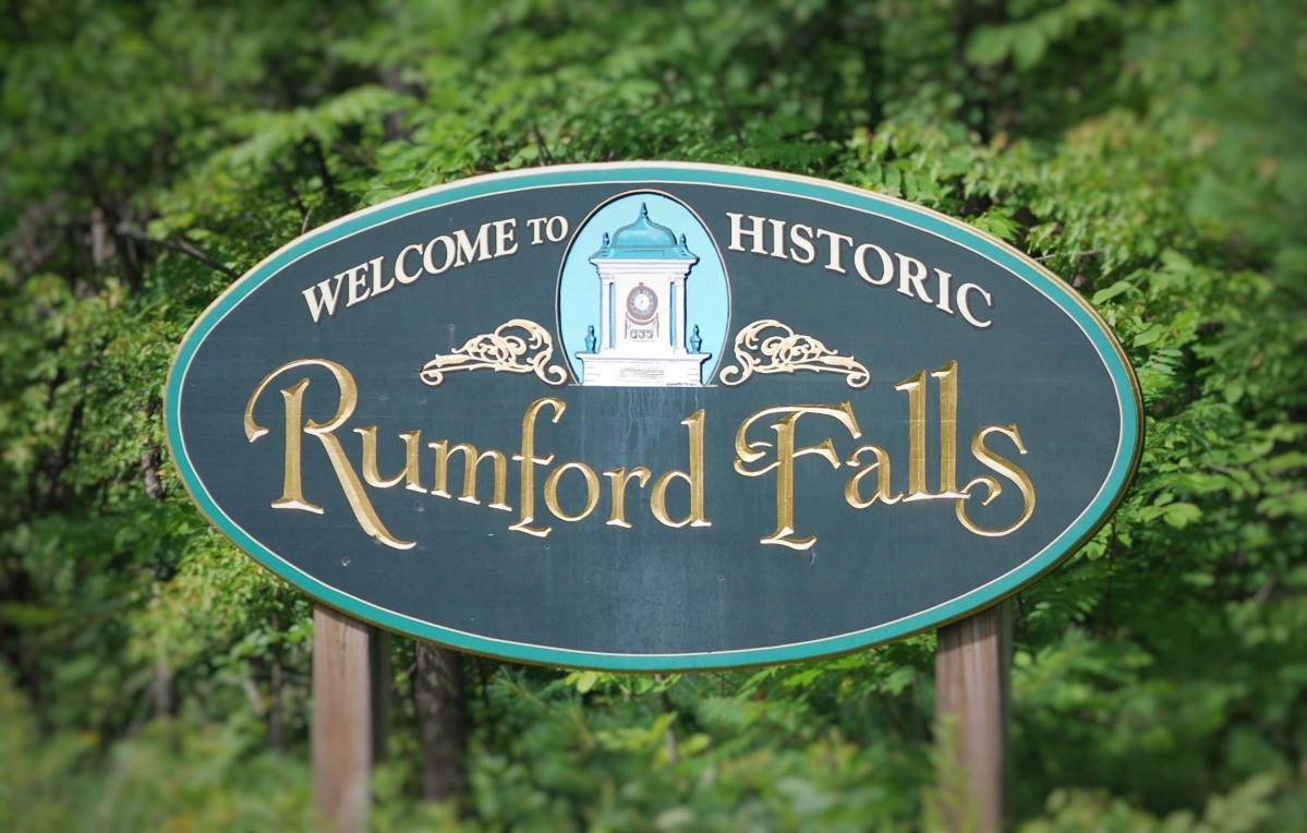 Welcome to Rumford Falls